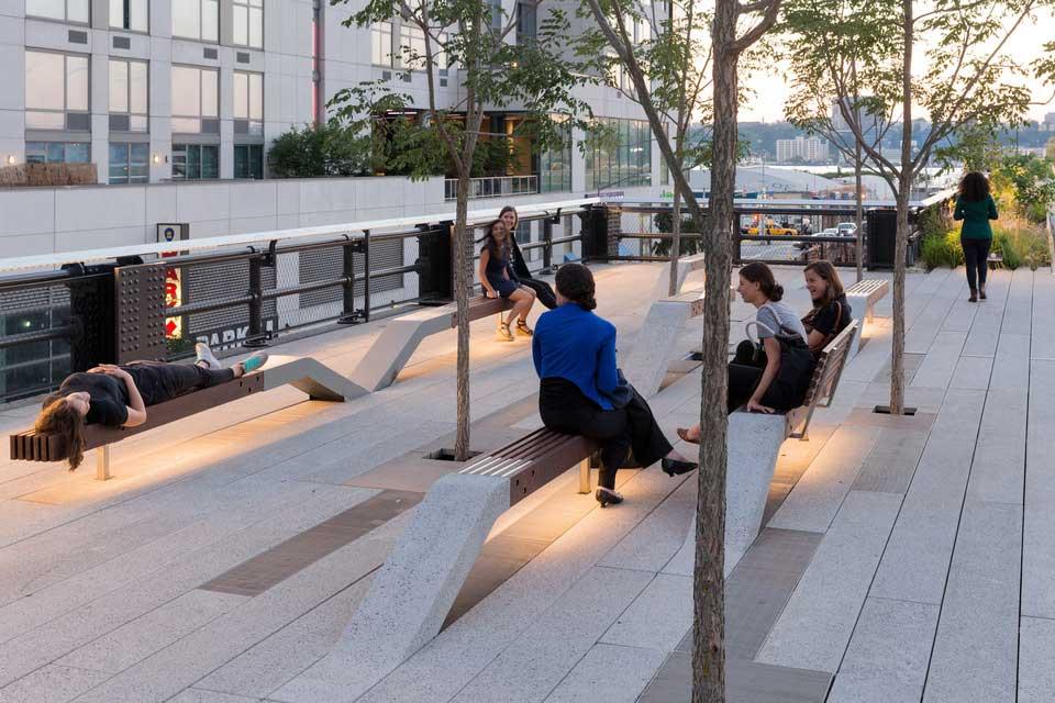 Rail Yards: nel cuore del progetto High Line