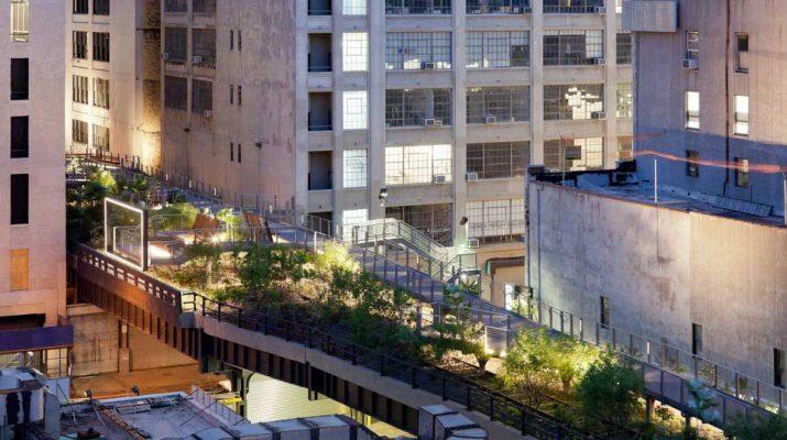 Foto High Line: la strada meraviglia di New York in 30 tappe