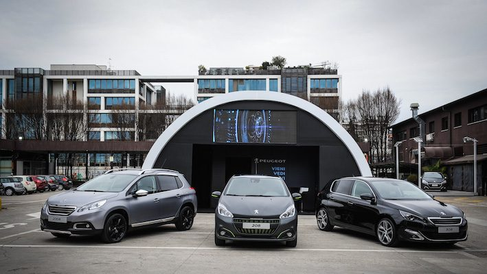 Foto Peugeot Best Technology Experience