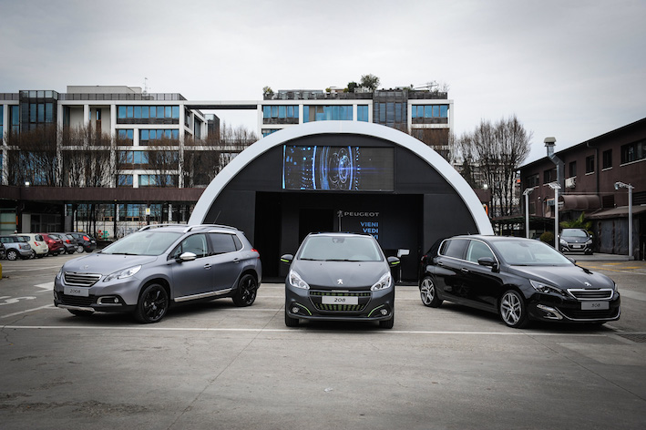 Peugeot Best Technology Experience