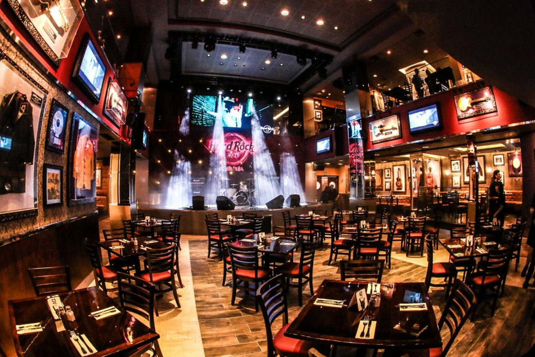 17 Hard Rock Cafè, da Firenze all'India alle Hawaii