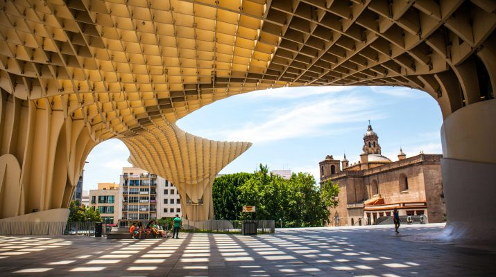 Foto Andalusia: da Siviglia a Tarifa, dove Europa e Africa si incontrano