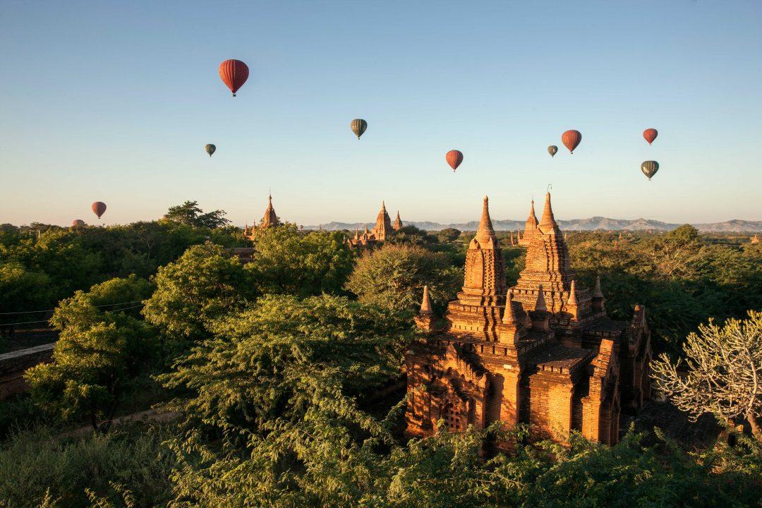 Birmania: da Mandalay a Yangon, passando per Bagan