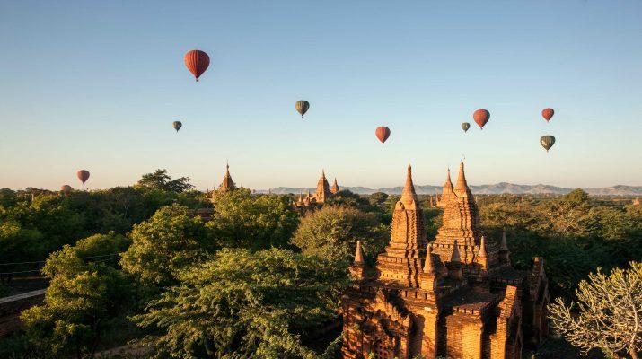 Foto Birmania: da Mandalay a Yangon, passando per Bagan