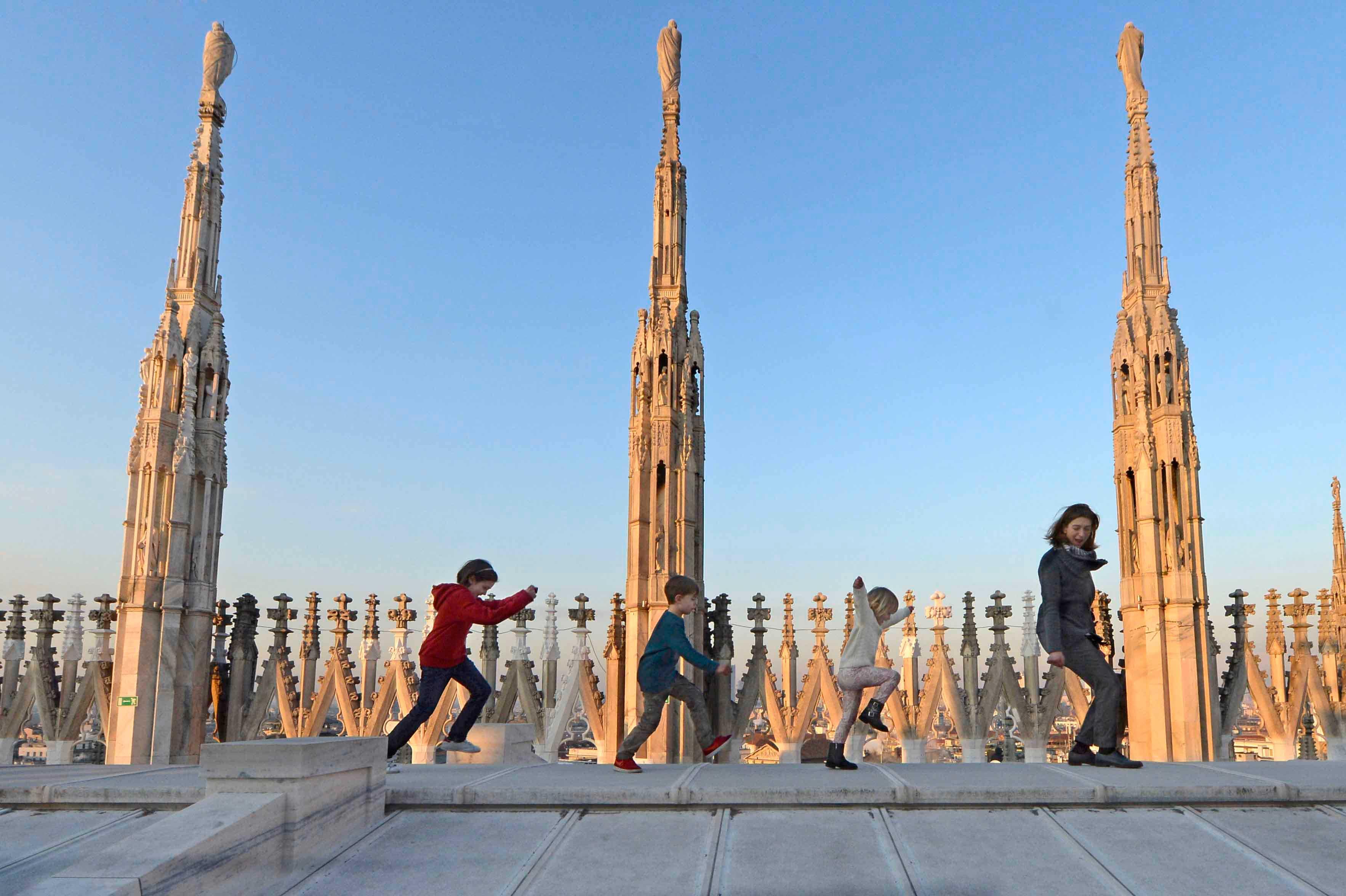 Milano con i bambini i luoghi le dritte gli eventi - Porta romana viaggi ...
