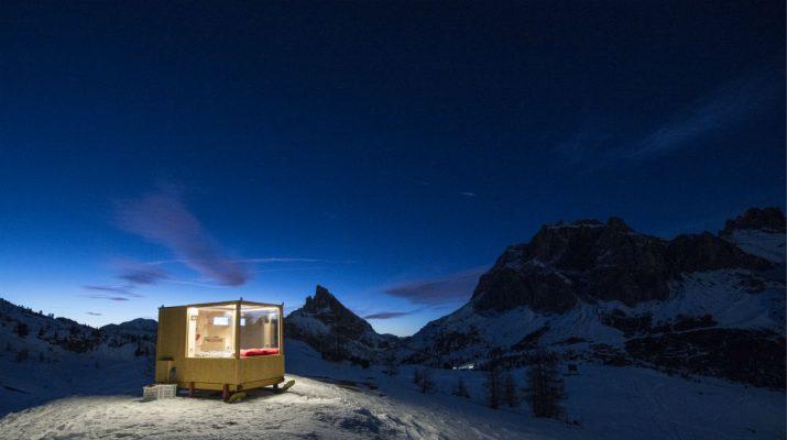 Foto Una notte da favola: 11 hotel con vista sulle stelle