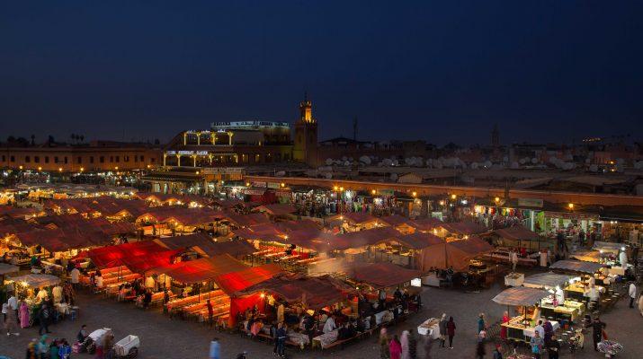 Foto Marrakech: riad, ristoranti e indirizzi per lo shopping