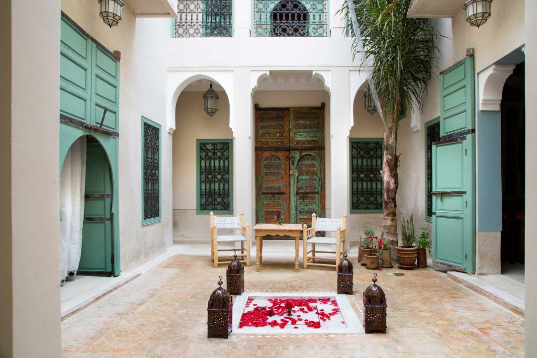 Marrakech, i riad da prenotare adesso