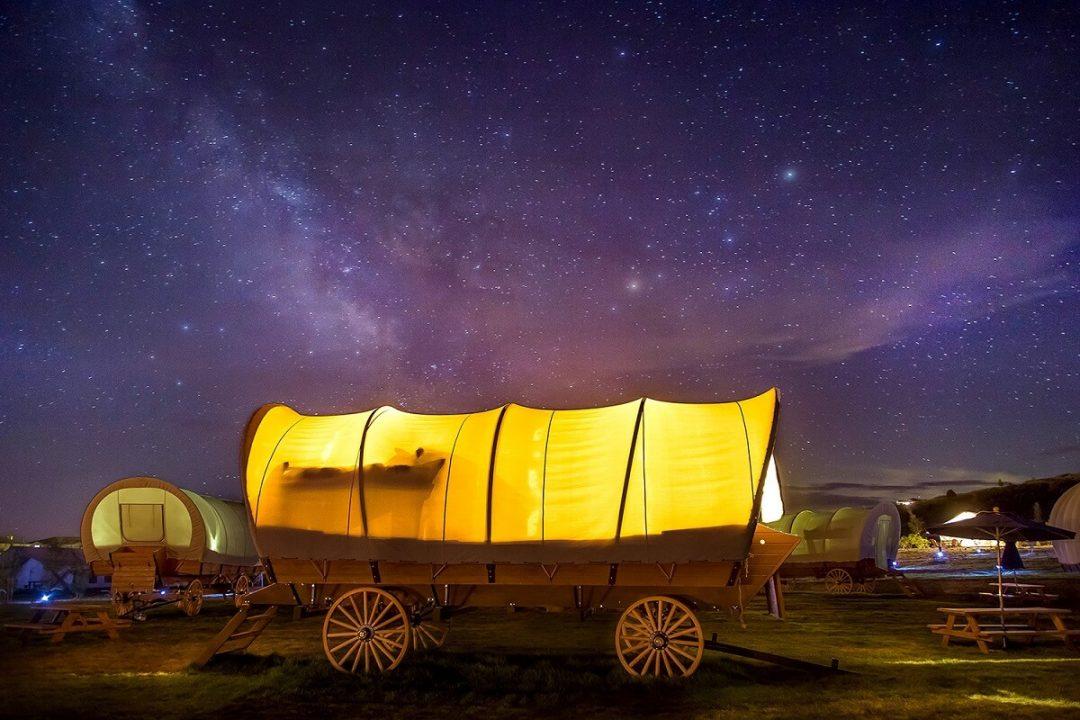 Glamping: in campeggio con stile