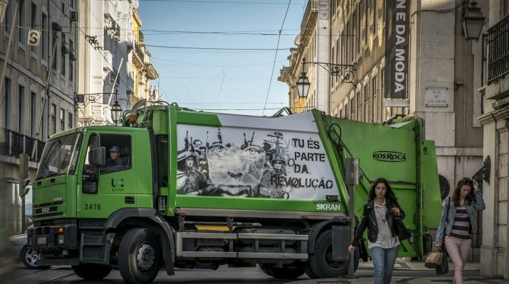 Foto Street art tour a Lisbona