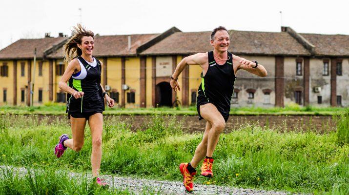 Foto Di corsa nel riso: tra Vercelli e Novara si festeggia il canale Cavour