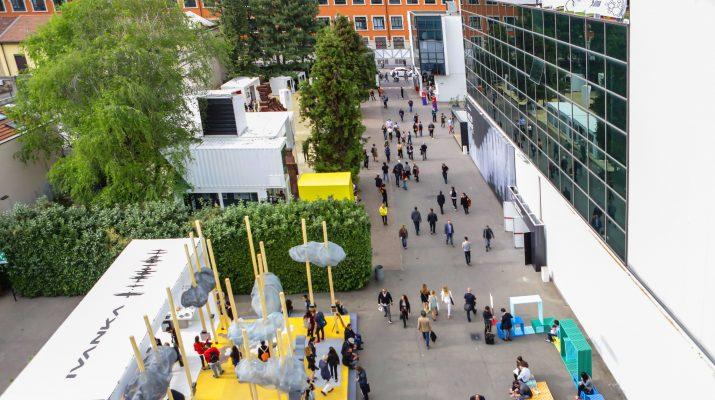 Foto Milano: mostre e happening per il Salone del Mobile