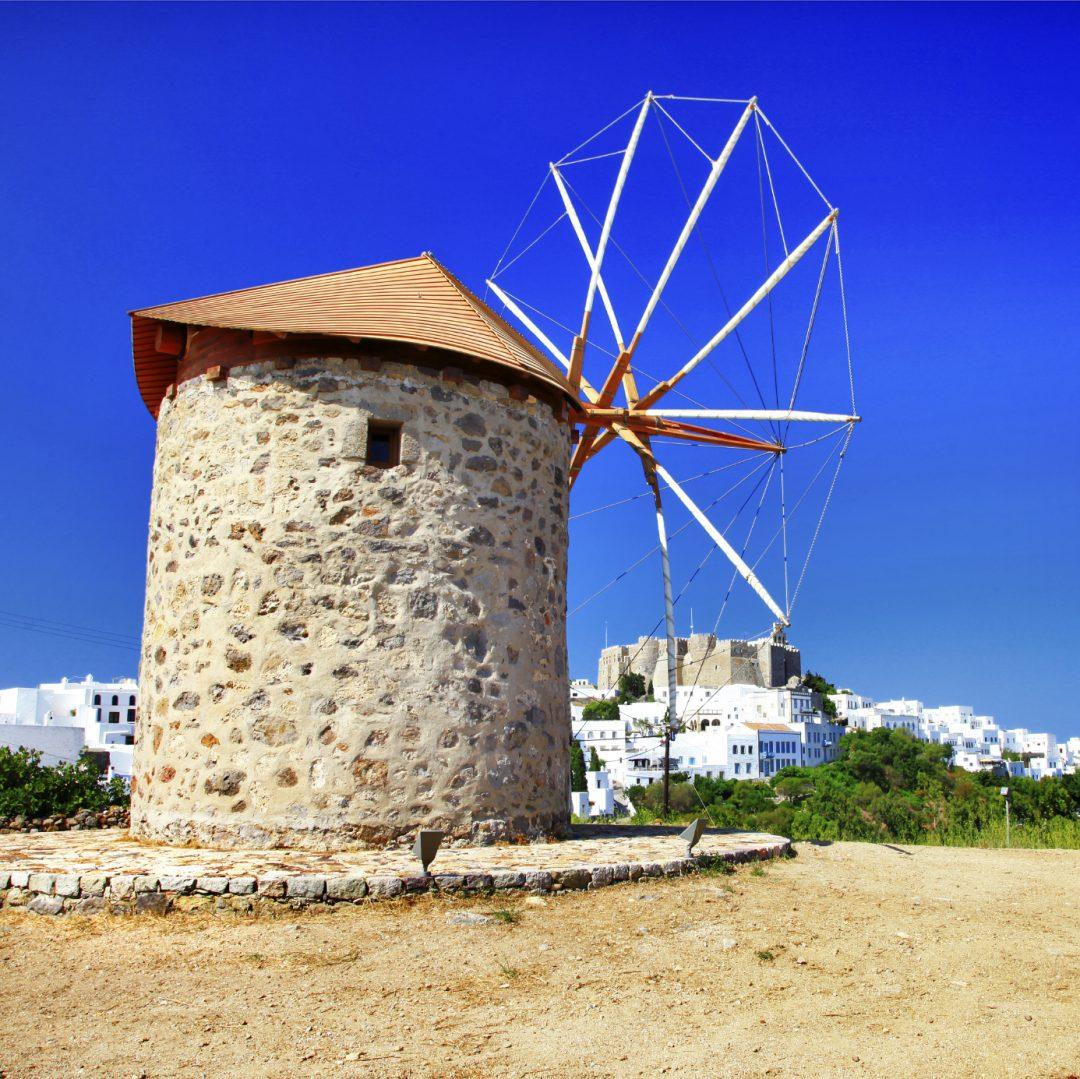 Primo mare: l'isola di Patmos