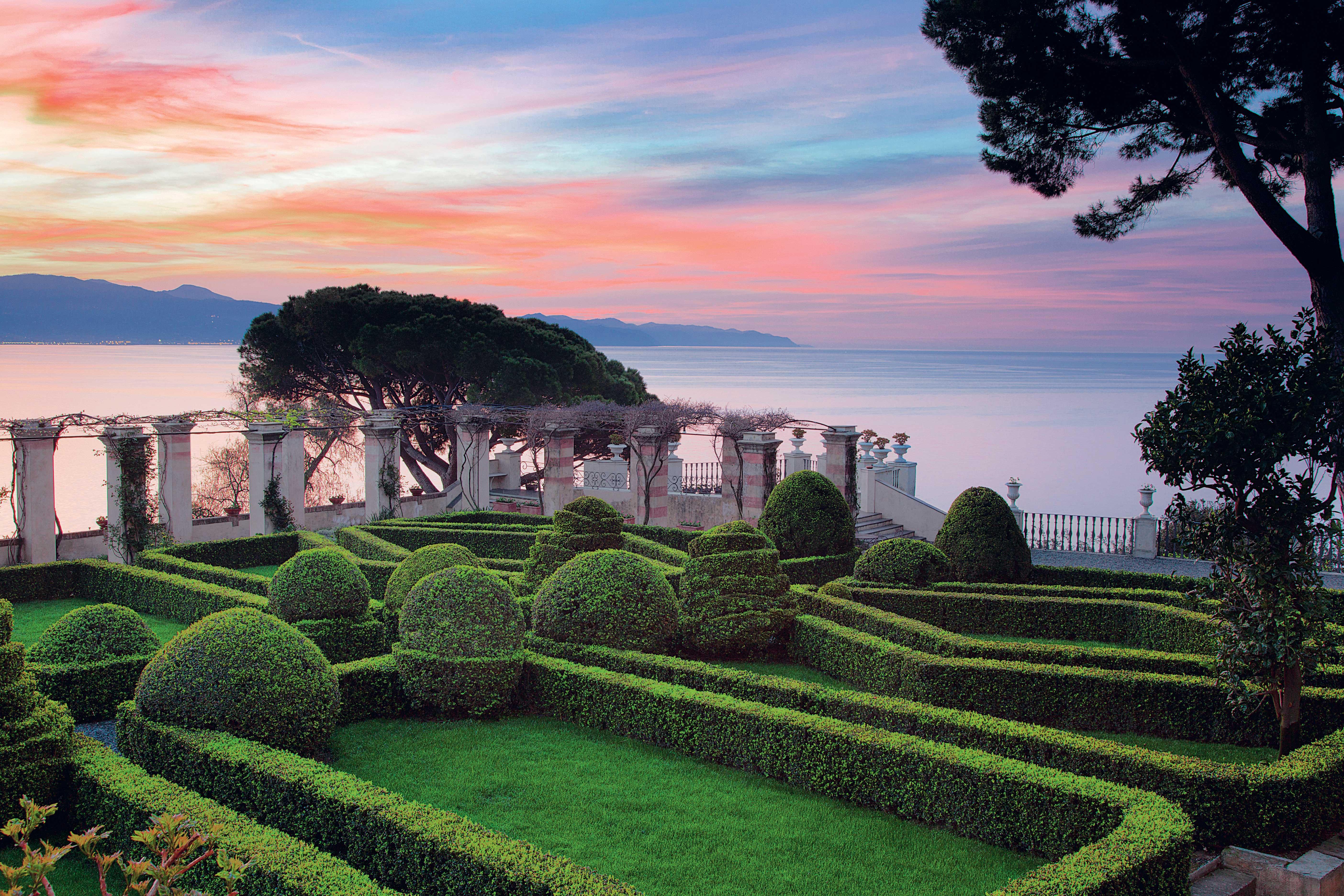 Come Fare Un Giardino Inglese otto giardini da vedere in italia