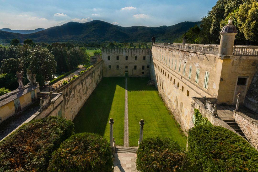 Colli Euganei: riapre il Catajo, incredibile castello dei record