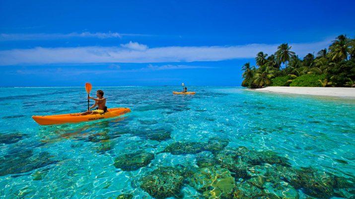 Foto Maldive a misura di famiglia
