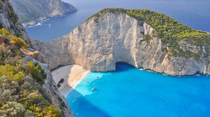 Foto 35 spiagge greche da vedere una volta nella vita