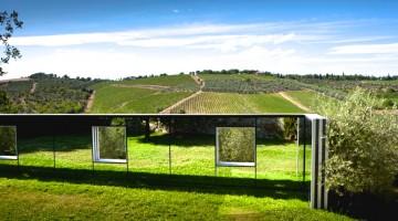 7-Castello di Ama -Sulle vigne punti di vista Daniel Buren – Copia