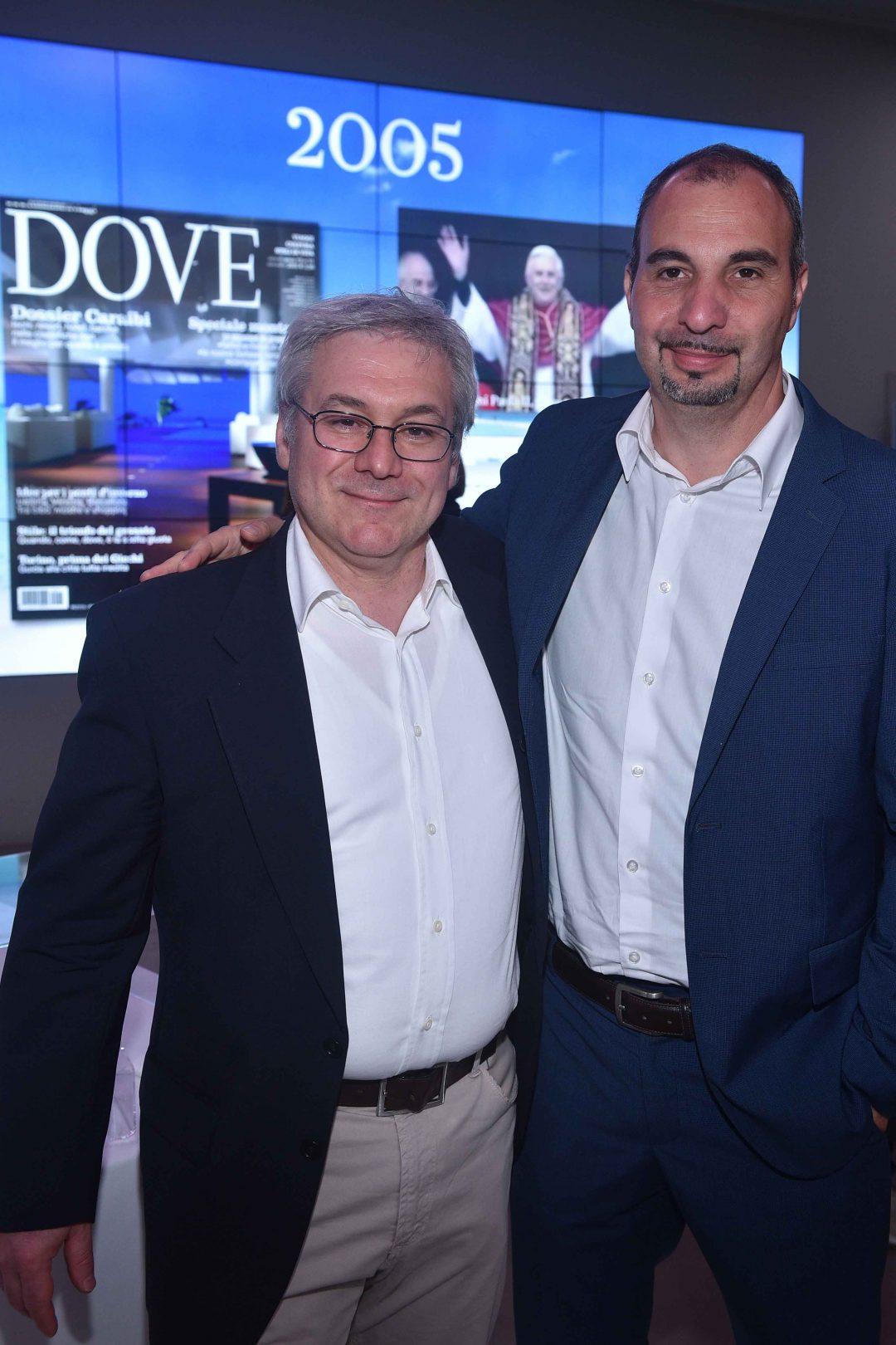 La festa dei 25 anni di DOVE