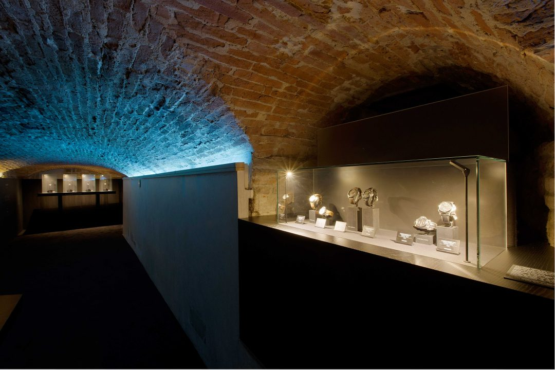 Officine Panerai: la mostra a Firenze