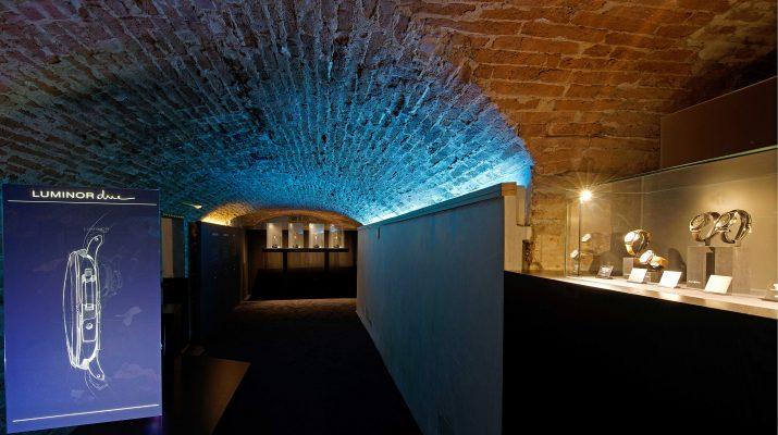 Foto Officine Panerai: la mostra a Firenze