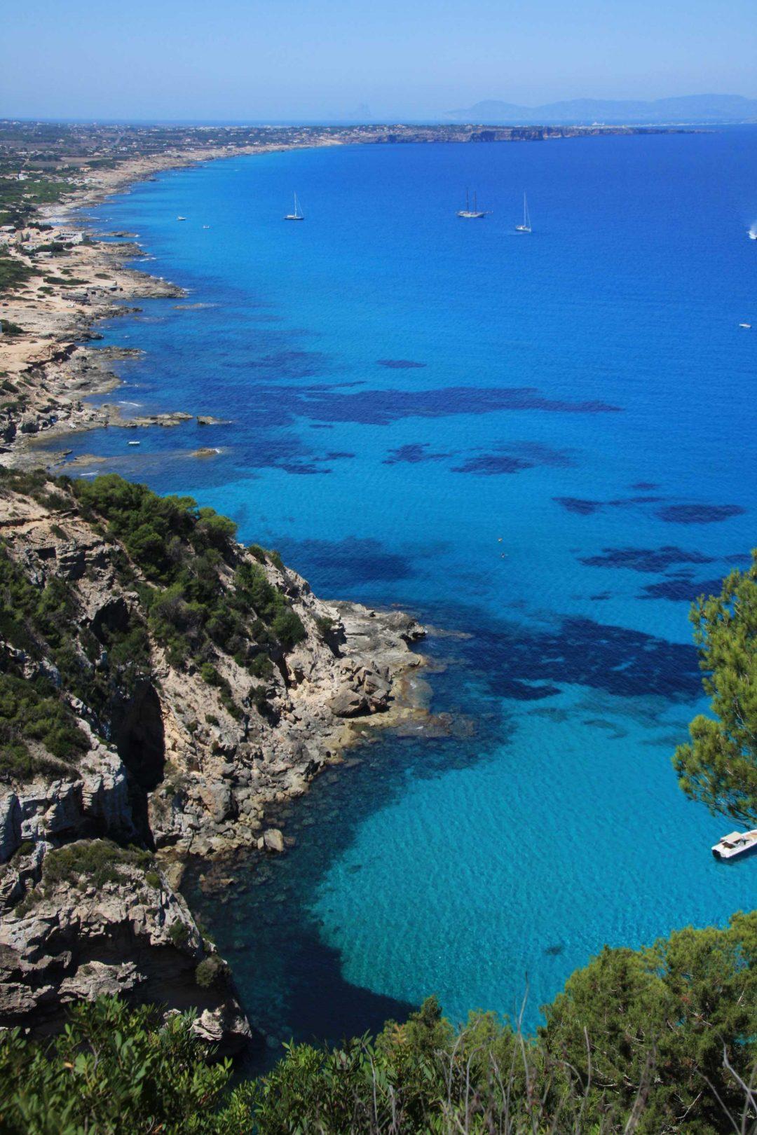 Formentera: spiagge e ville da sogno