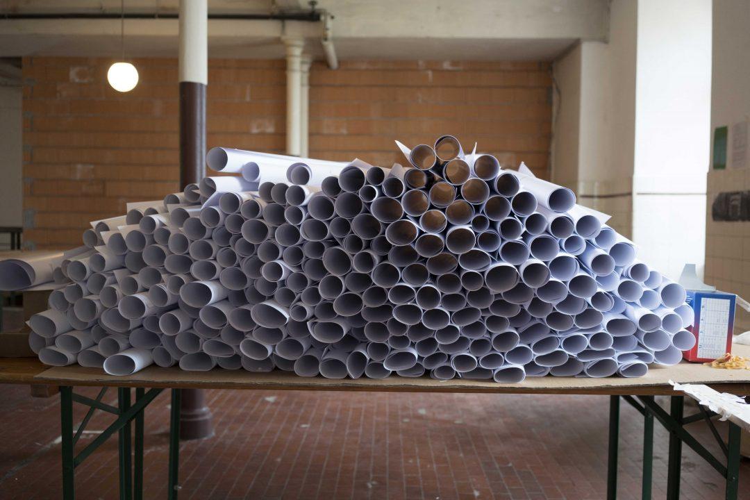 Un nuovo centro d'arte tra le Alpi svizzere