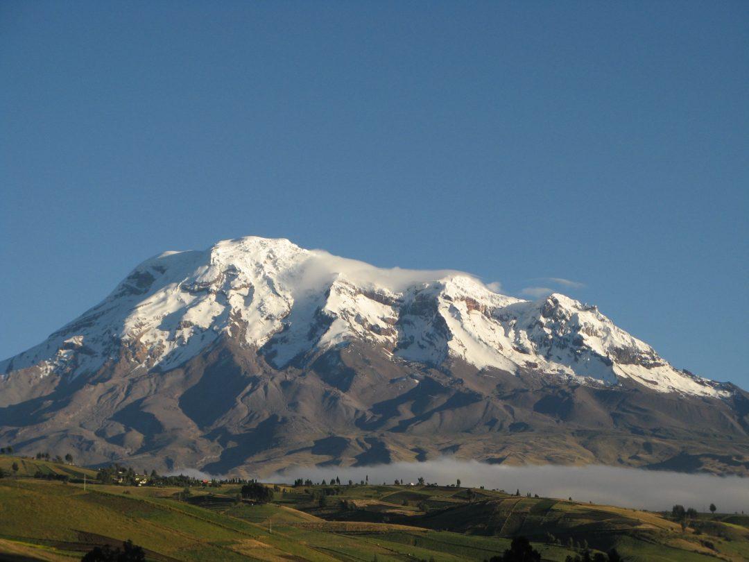 Il Chimborazo e gli altri. La (nuova) classifica delle montagne più alte del mondo