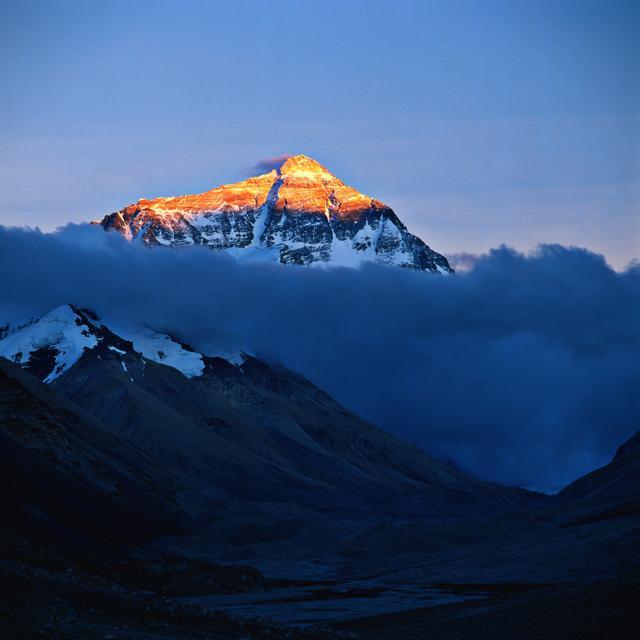Everest - 8848 metri