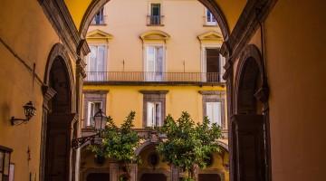 Palazzo Filomarino – Napoli-min