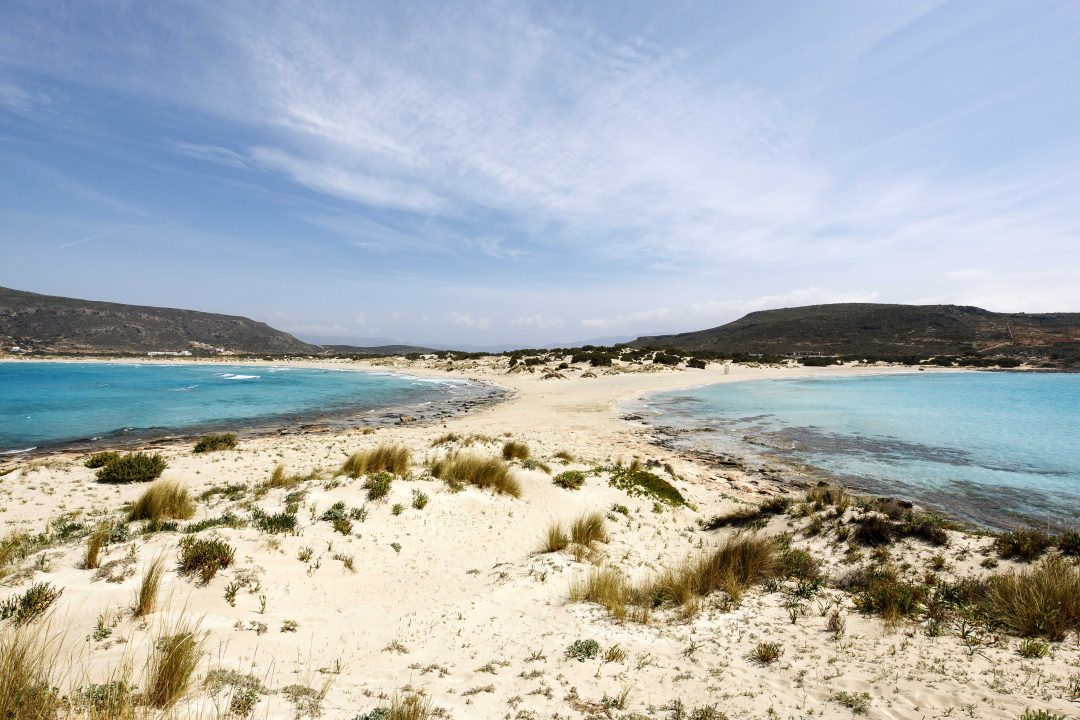Elafonissos e la spiaggia di Simos