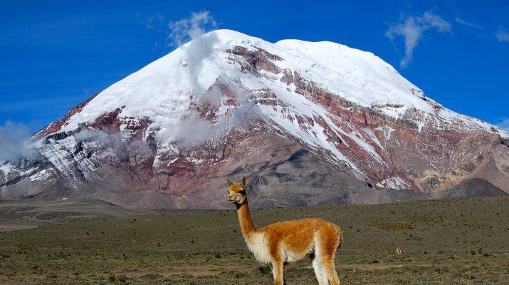 Foto Il Chimborazo e gli altri. La (nuova) classifica delle montagne più alte del mondo