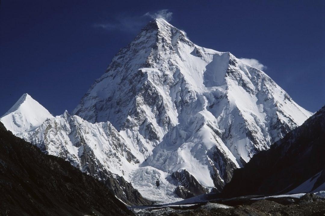 K2 - 8611 metri