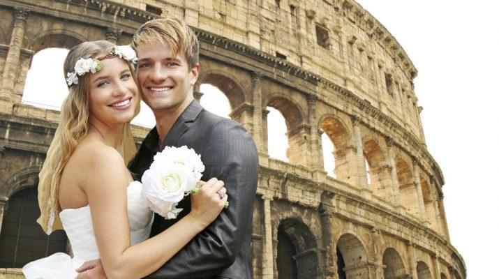 Foto Matrimonio: gli stranieri scelgono l'Italia