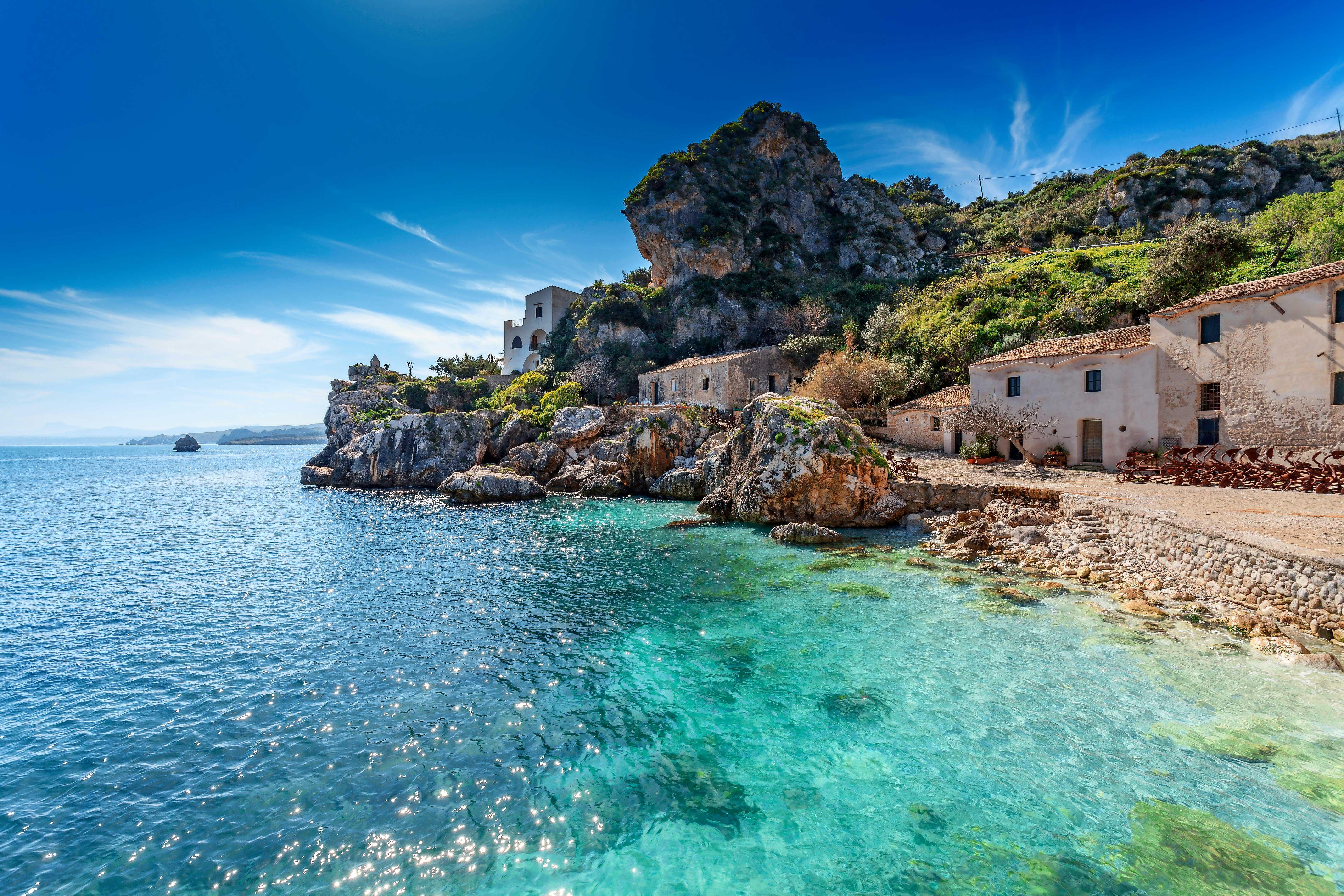 le 15 spiagge pi belle della sicilia dove viaggi