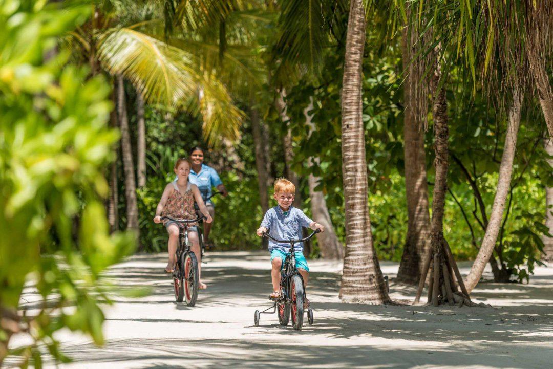Maldive a misura di famiglia