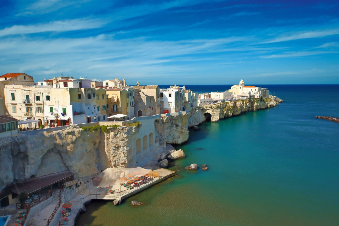 Gargano on the road: da Vieste a Lesina e Varano