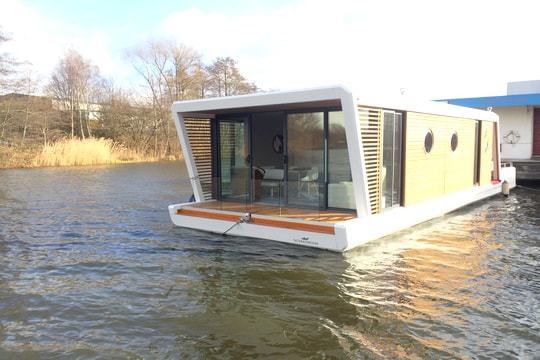 Le houseboat più belle, da Parigi all'Arizona