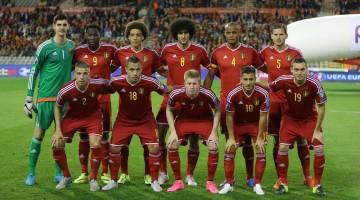 BELGIUM SOCCER EURO 2016 QUALIFICATION RED DEVILS VS BOSNIA AND HERZEGOVINA