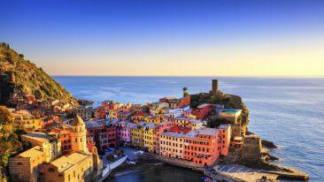 Tra i Borghi sul mare più belli d'Italia, Vernazza in Liguria