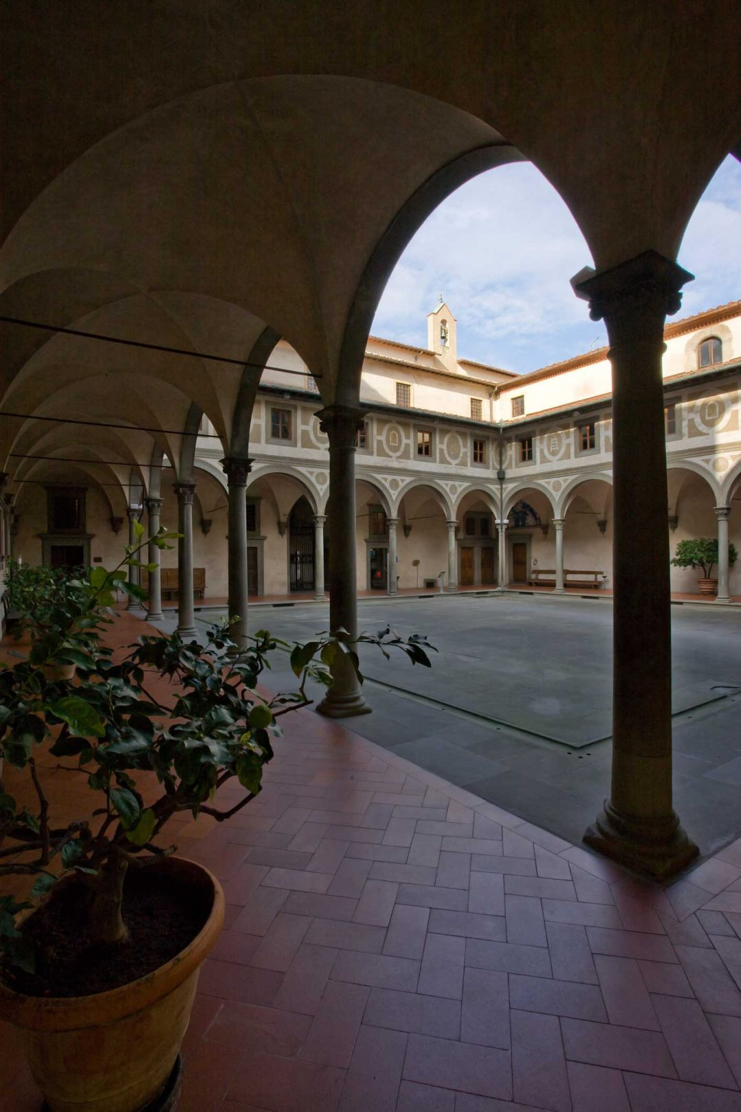 Riapre l'Ospedale degli Innocenti di Firenze. Le novità