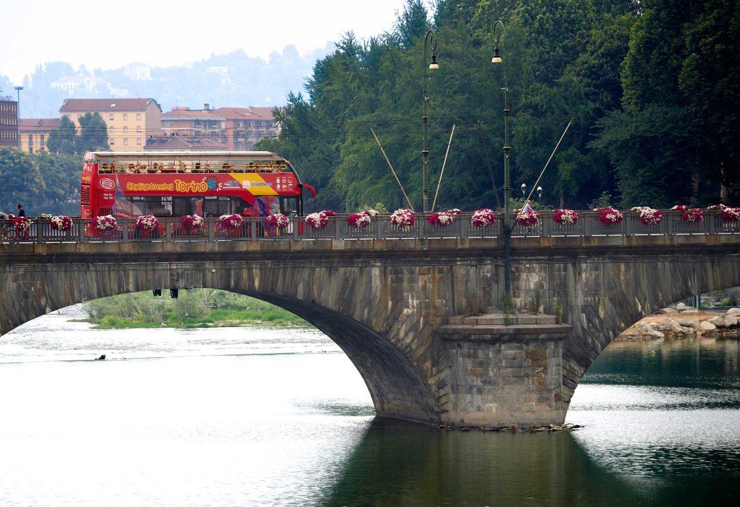 Torino tutto lungo il Po
