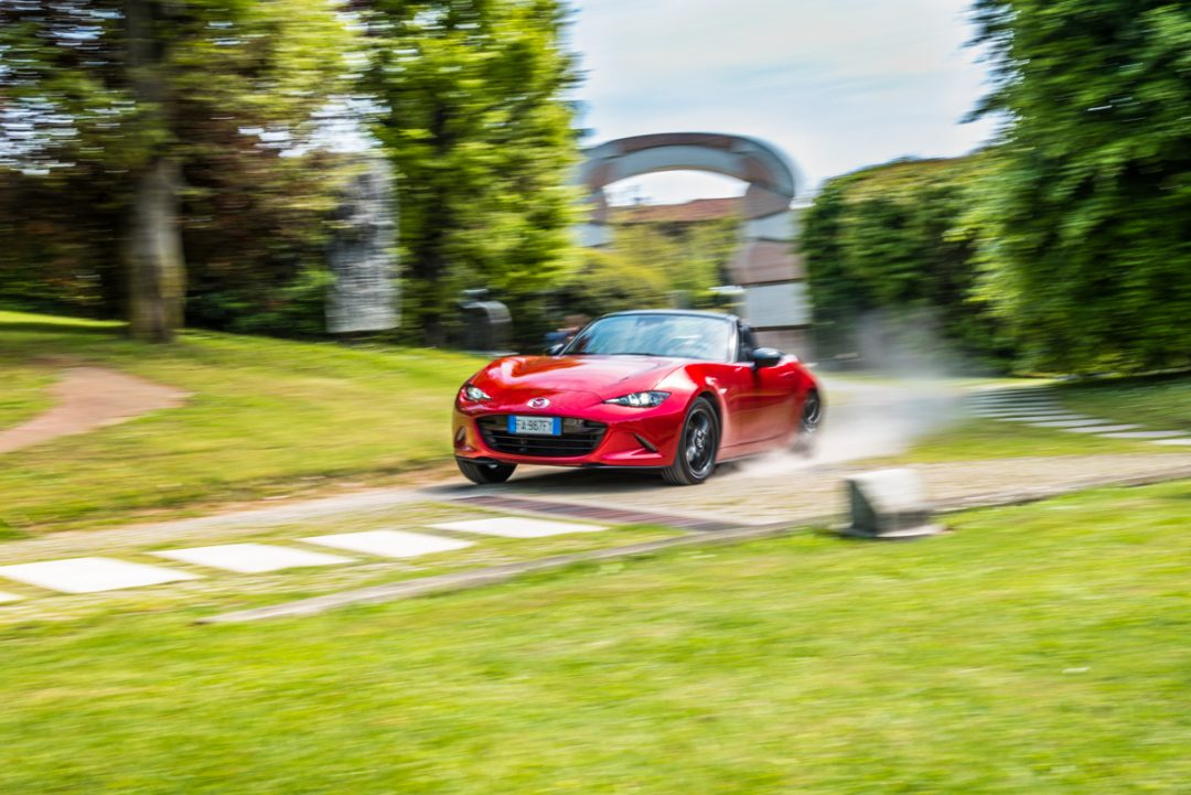 The Beauty Of Motion: l'auto che insegna a cogliere la bellezza dell'attimo