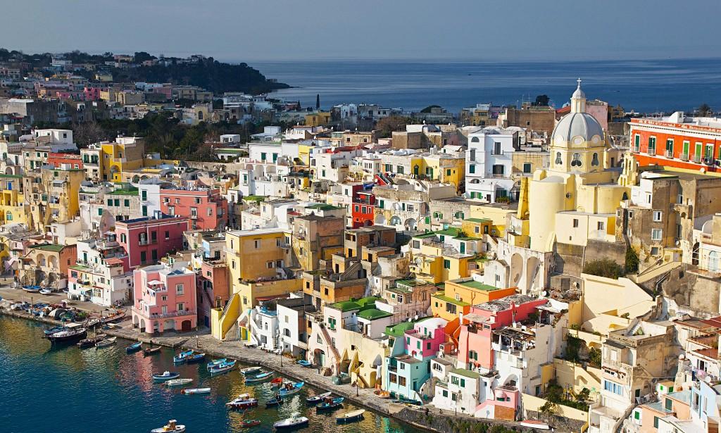 Borghi sul mare i 40 pi belli for Foto di ville colorate