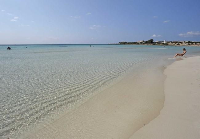 Le 15 spiagge pi belle della puglia - Regioni italiane non bagnate dal mare ...