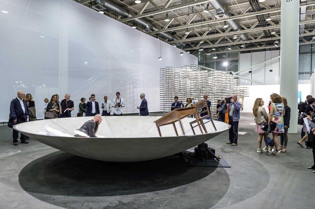 Basilea, è il weekend di Art Basel