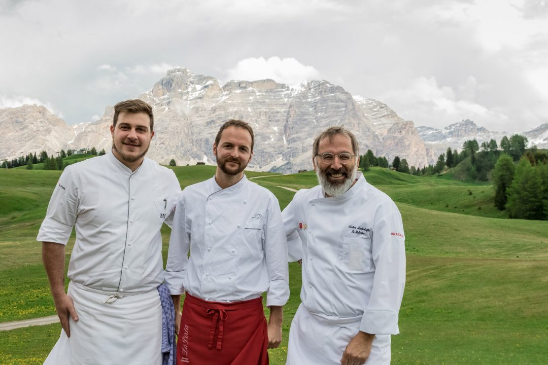Chef stellati e sport adrenalinici: l'estate in Alta Badia