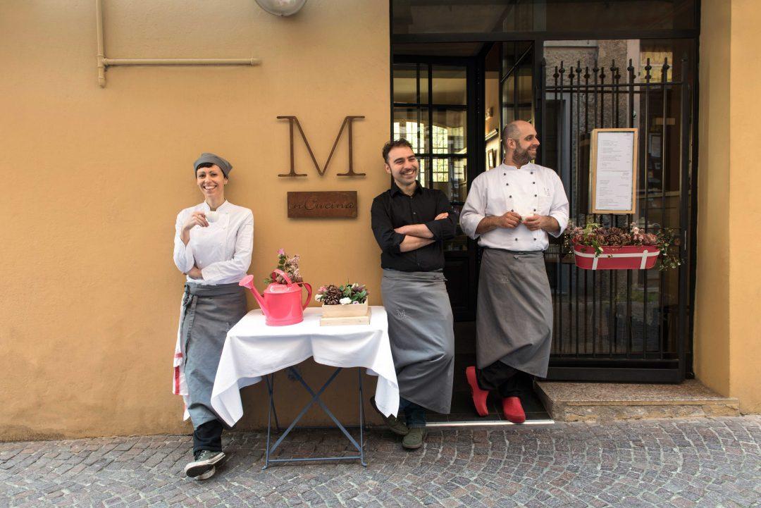 In Emilia Romagna, tra giovani chef e produttori