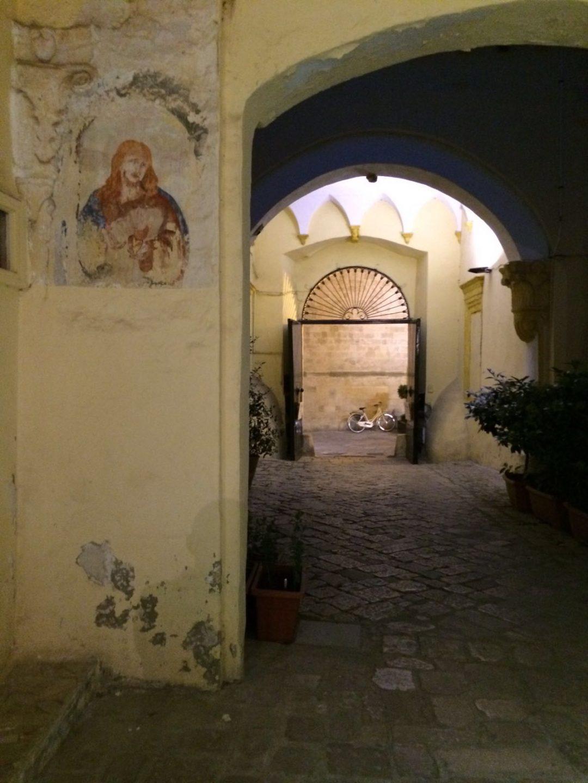 La Casa di Gabriella e Nicola Turchi, a Gallipoli nello stile locale