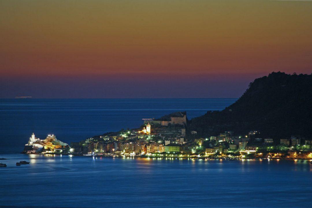 L'isola Palmaria, Porto Venere e il Golfo dei Poeti